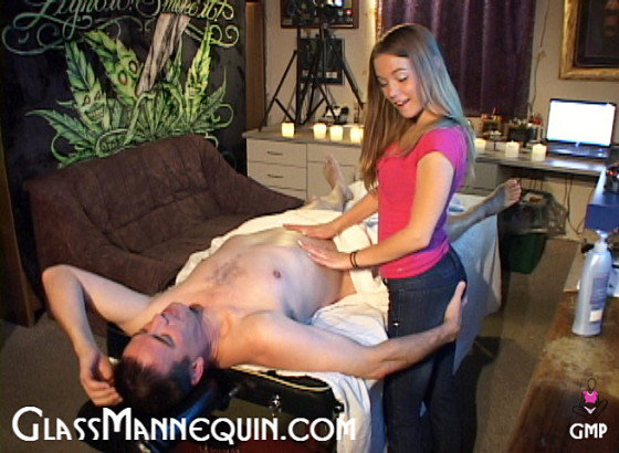 Massage Turns Naughty